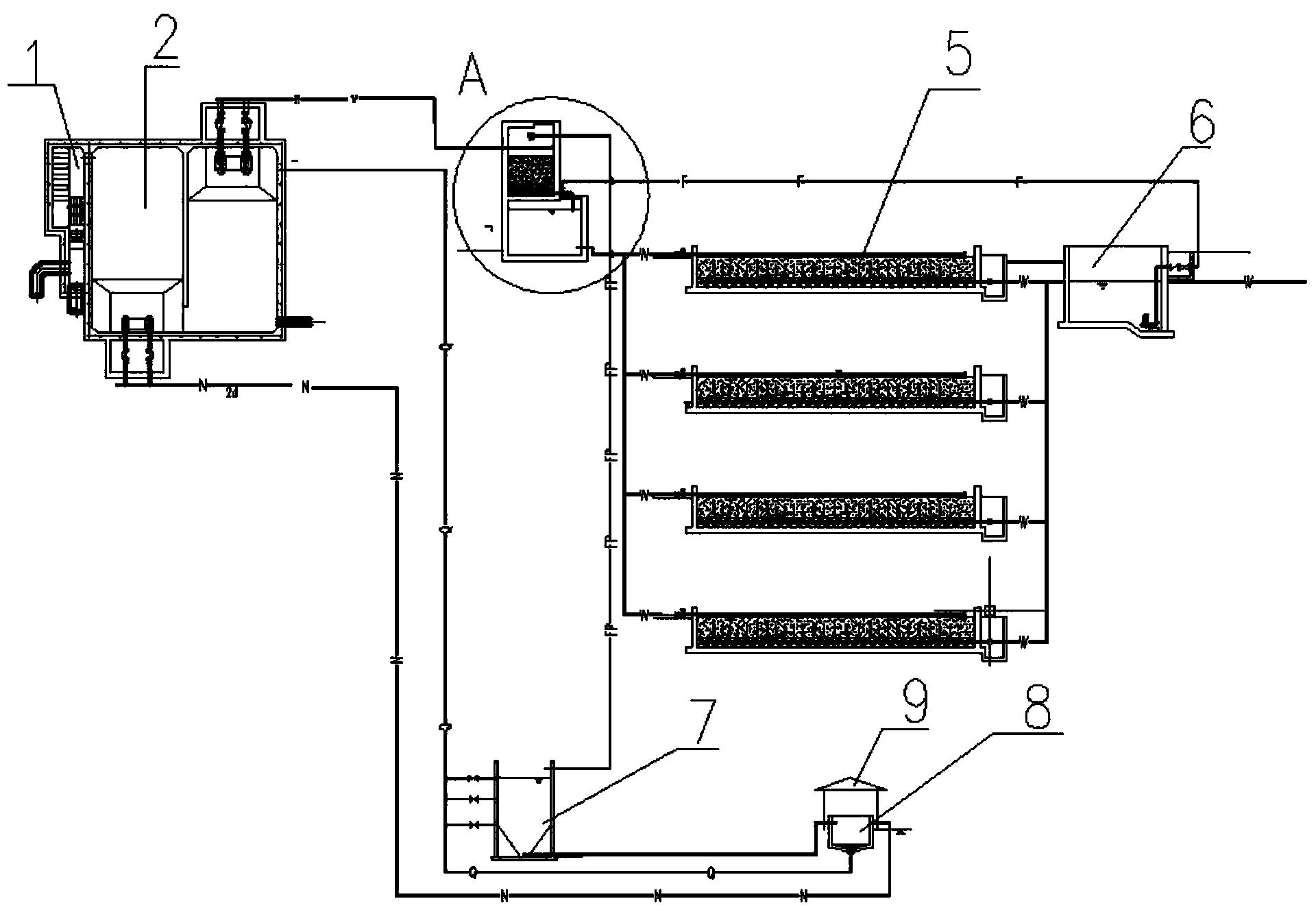 农村渗水池结构图