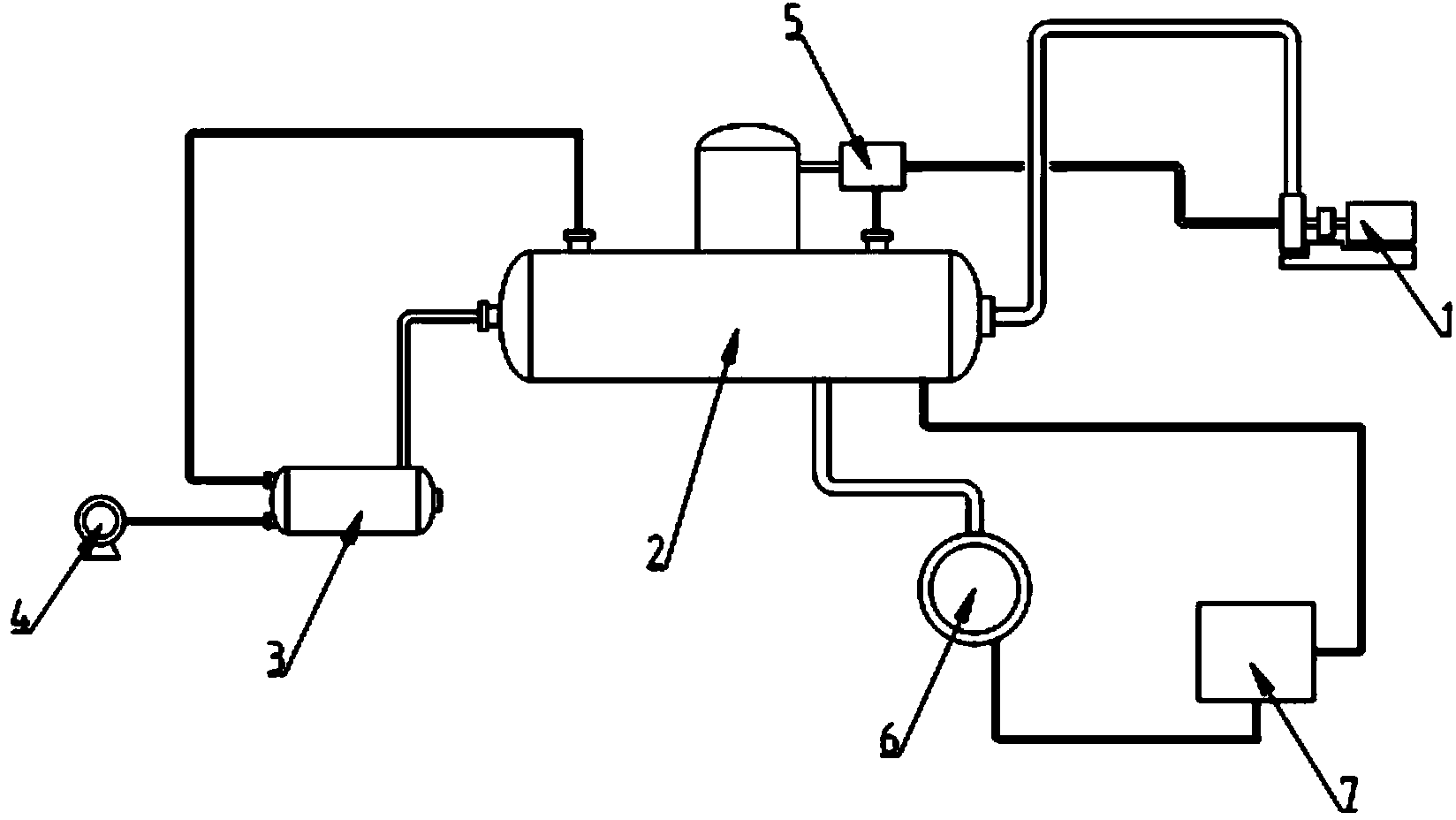 男性的生殖系统结构图