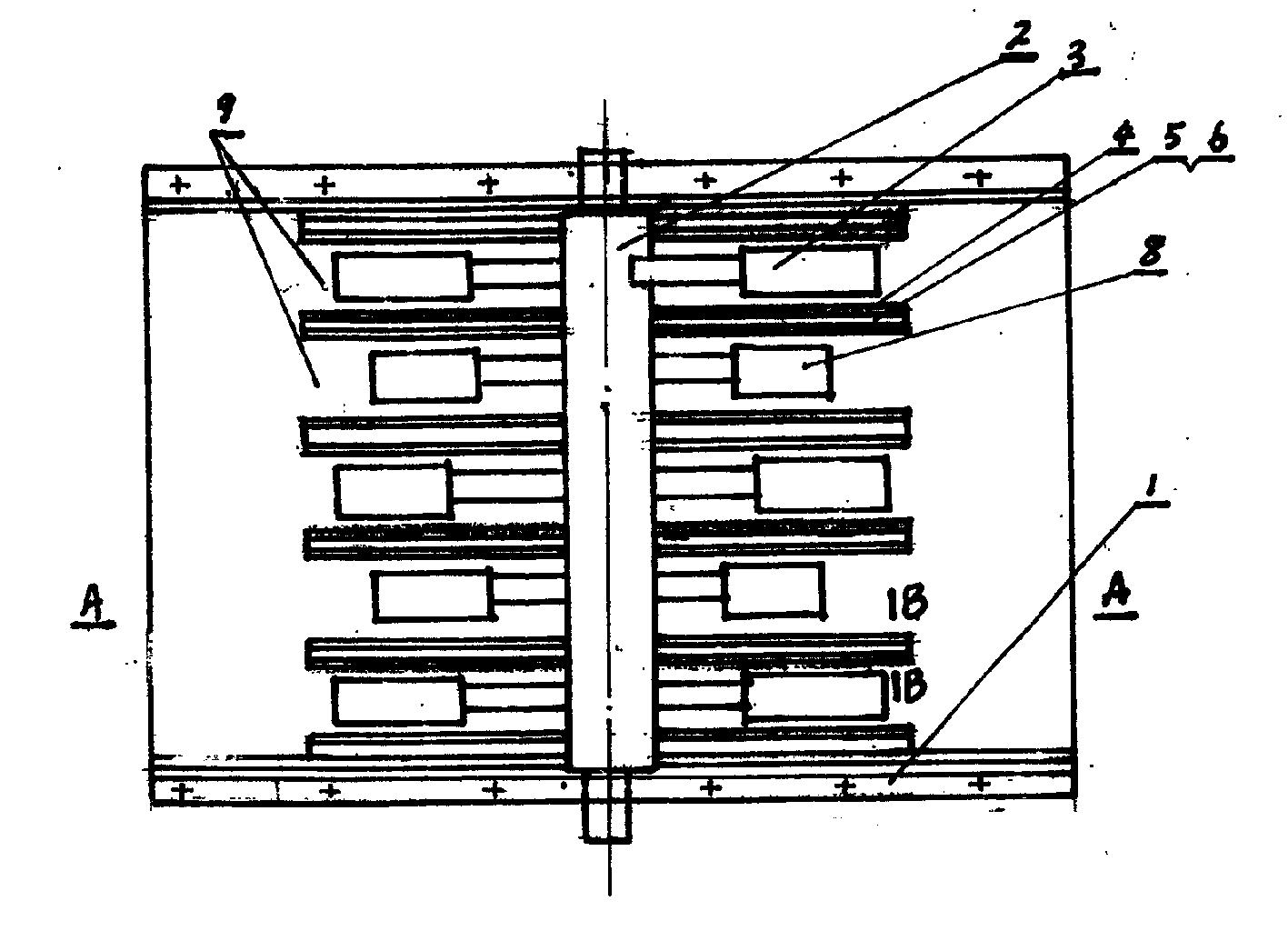 槽式强磁水处理机