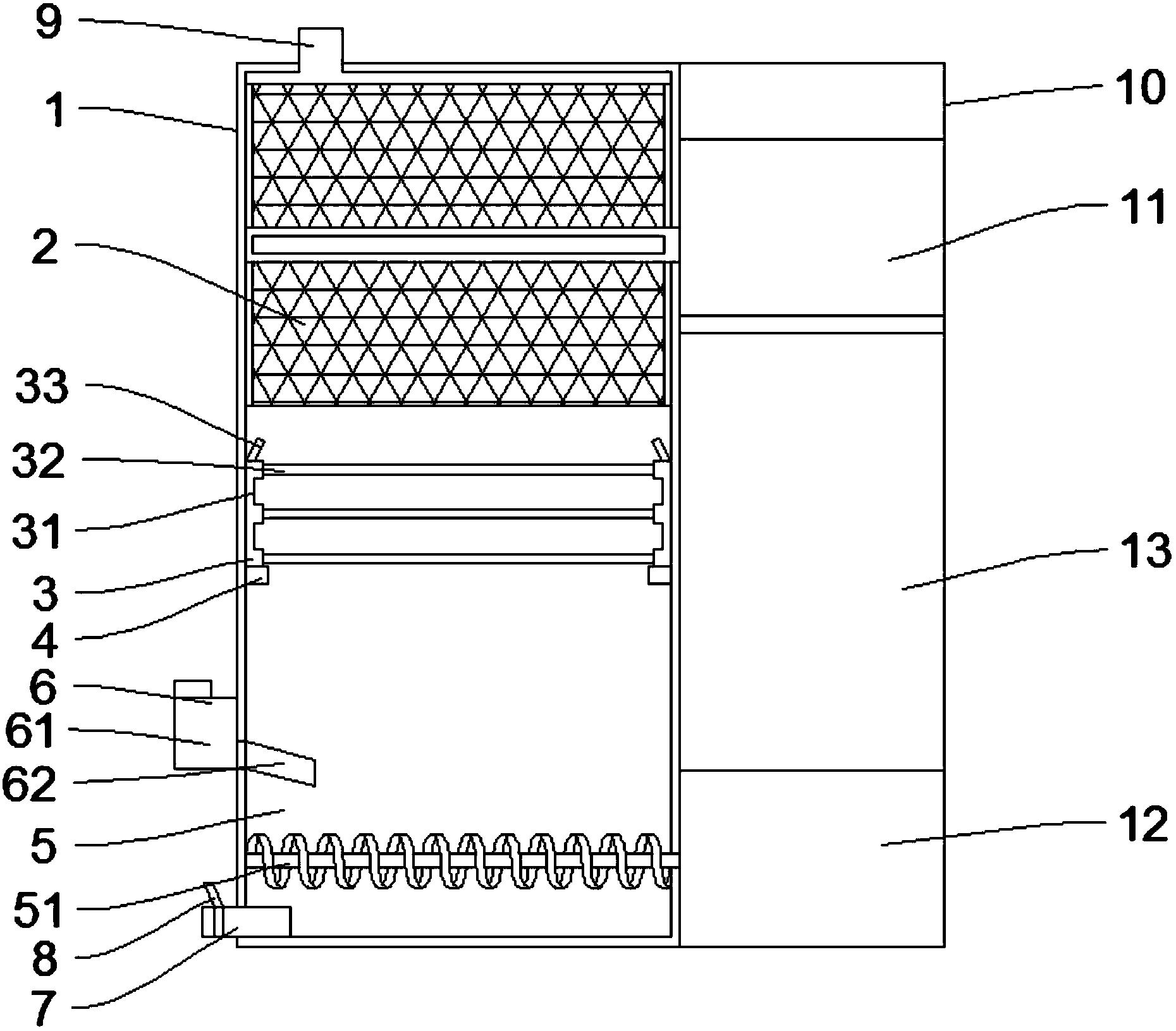 纸品加工车间废水处理设备