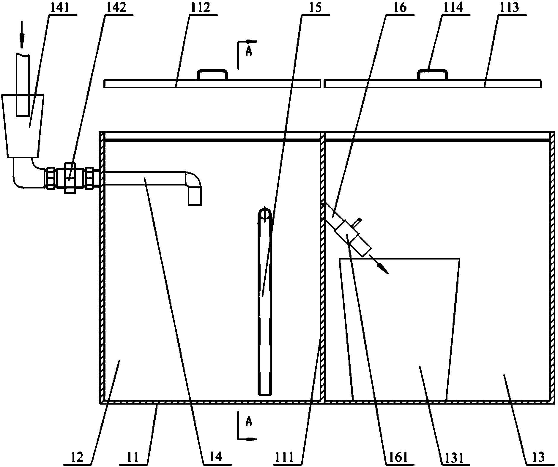 空压机废水处理技术