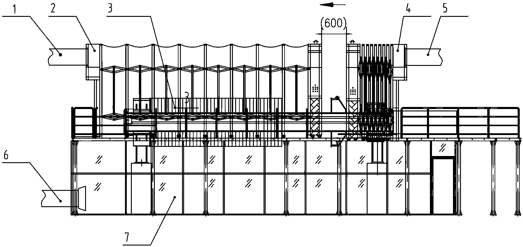 电渗透压滤机的除臭收集技术